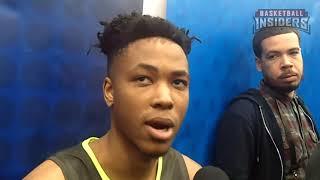 KZ Okpala - NBA Draft Combine 2019