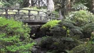 Moon Bridge   Portland Japanese Garden