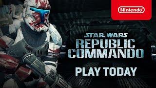 STAR WARS Republic Commando - Launch Trailer - Nintendo Switch