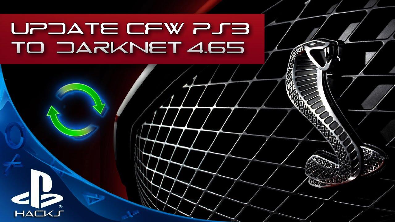 прошивка ps3 darknet gydra