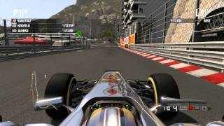 F1 2011 PC Monte Carlo / Max settings / Driving Force GT