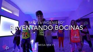Reventando Bocinas | Zumba Mega Mix 71 | Reggaeton | PR Dance Studio Team