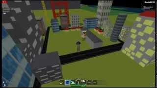 Roblox - Bau einer Ministadt