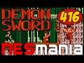 416/714 Demon Sword - NESMania