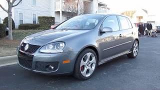 2008 Volkswagen Gti Start Up, Exhaust, And In Depth Tour