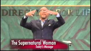 The Supernatural Woman Pt 1