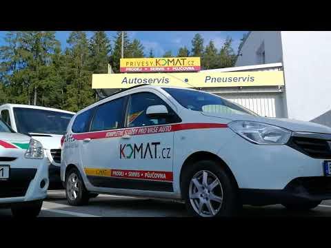 Propagační video společnosti KOMAT pro Rallye Český Krumlov