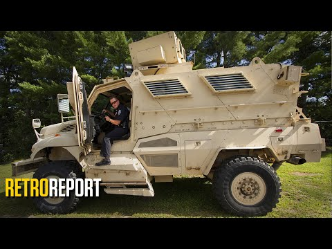 The Rise of SWAT: How Cops Became Soldiers | Retro Report