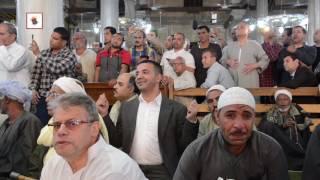 ذكري الإسراء والمعراج في حضرة مسجد الحسين