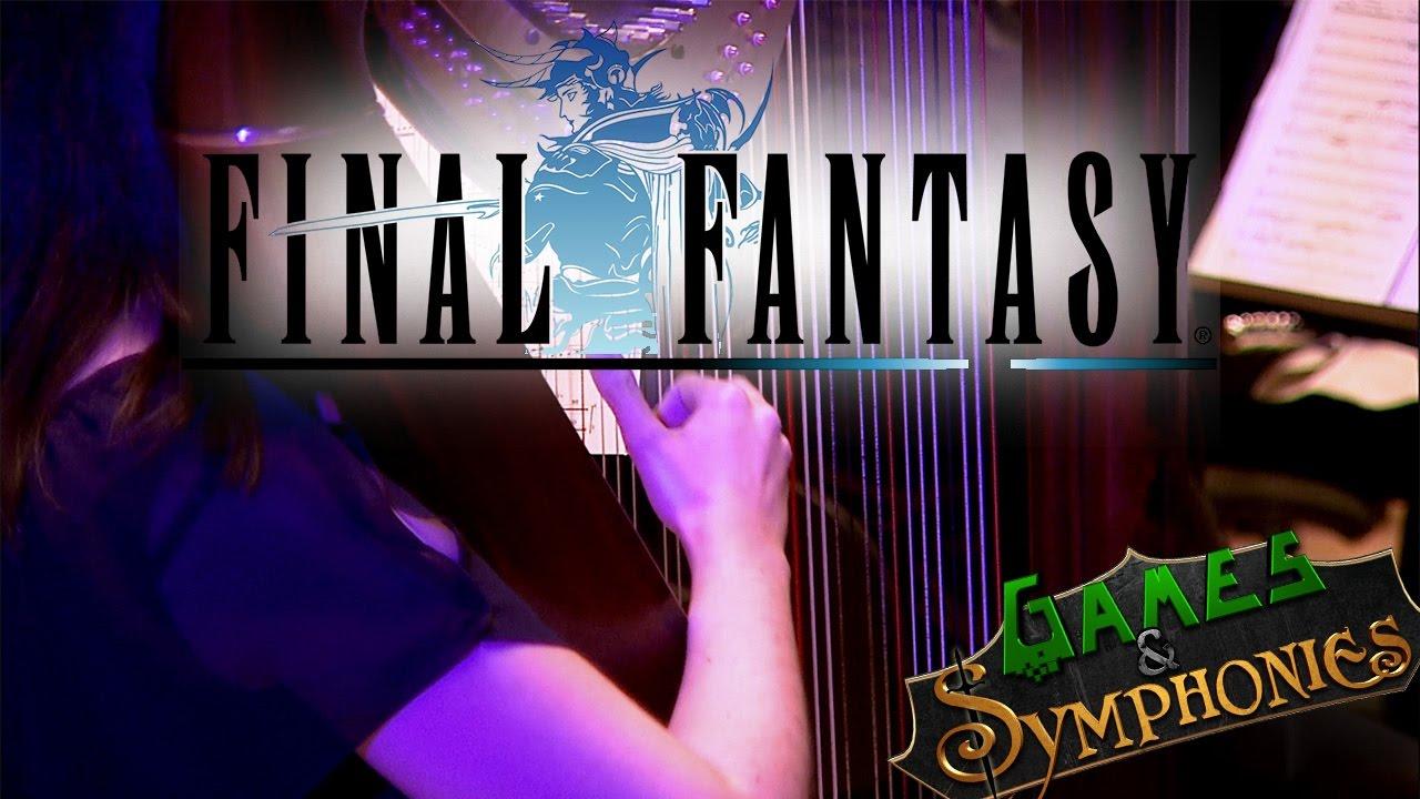 Sinfonía de Final Fantasy