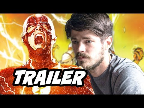 Download Youtube: The Flash Season 4 Episode 1 Promo - Ultimate Power Theory