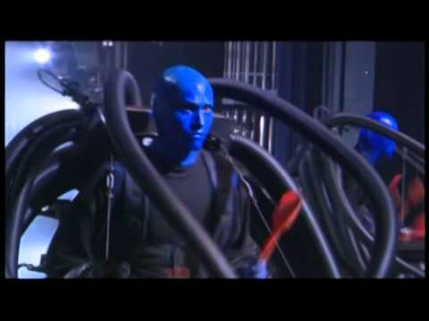 Blue Man groupBaba O'Riley