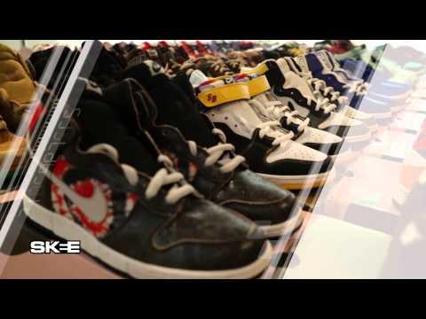 #SKEELOCKER: ShoeZeum