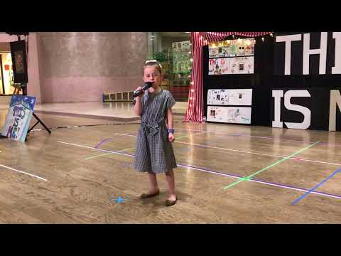 Anya's Million Dreams Shine Performance