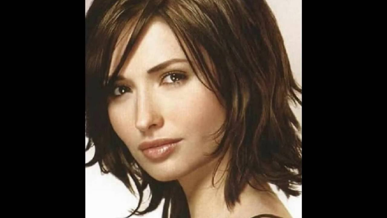 Medium Length Layered Hair trendy styles