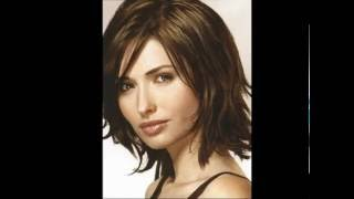 30 Medium Length Layered Hairstyles With Back View | Medium Length Layered Hairstyles With Bangs