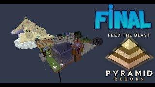 BÜTÜN GÖREVLERİ BİTİRDİK !! FTB Pyramid Reborn #Final