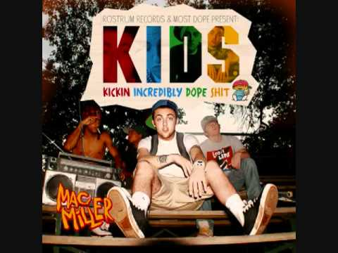 Mac Miller-The Spins