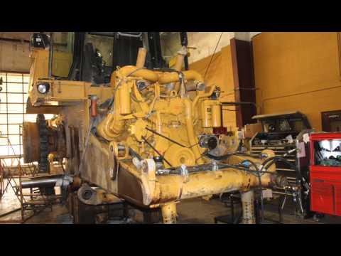Diesel Mechanic: Job Shodowing experience