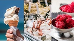 Here's the real difference between gelato, ice cream and sorbet
