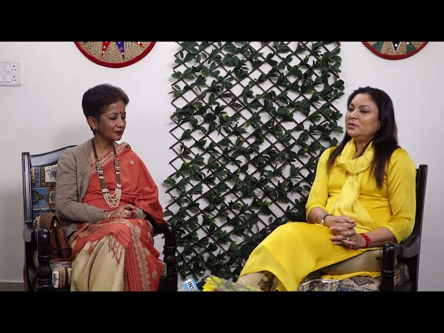 Interview with Riniki Bhuyan Sarma, MD, NewsLive by Dr. Sreeparna Barua, Director, IIE