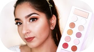MRS. BELLA PALETTE - Glam Make Up Look für Abiball , Zeugnisausgabe , Party, Hochzeit | Sanny Kaur