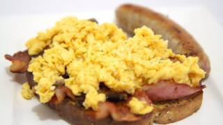 How To Make Scrambled Eggs - Video Recipe