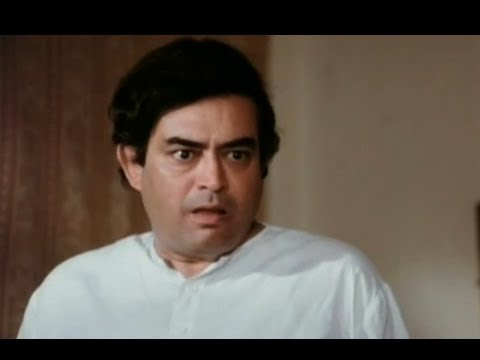 Download Sanjeev Kumar, Maushmi Chatterjee Best Comedy Scene - Angoor