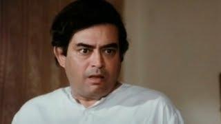 Sanjeev Kumar, Maushmi Chatterjee Best Comedy Scene - Angoor
