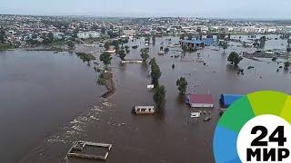 В Иркутской области определят объекты для восстановления после паводков