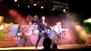 ".38 Special ""Gonna Have A Good Time Tonight"" @Lone Star Park, Grand Prairie, TX, June 7, 2014"