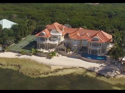 Casa Coyaba, Prospect Point | Cayman Islands Sotheby's Realty | Caribbean