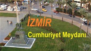 İzmir Cumhuriyet Meydanı