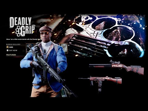 Call Of Duty Black Ops Cold War Deadly Grip Bundle |