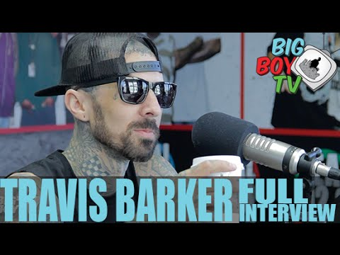 """Download Travis Barker On His New Book """"Can I Say"""", Blink-182's Future, And More! (Full Interview)   BigBoyTV"""