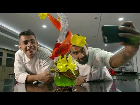 Inspired World (Opening Ceremony video for WorldSkills Abu Dhabi 2017)