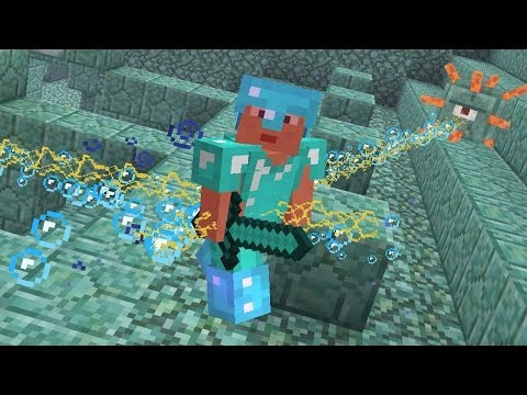 Underwater Temple Survival - Minecraft 1.8