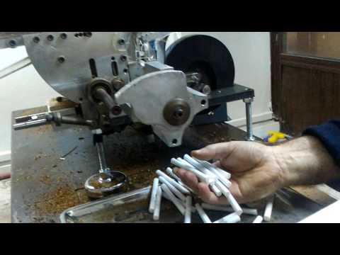 En Seri Sigara Dolum Makinesi Açıklama Oku Tütün Sarma Makinesi