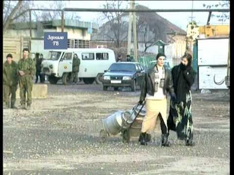 """""""Урус-Мартан уже освобожден"""" Военный репортаж. Чечня, Россия, 1999 год."""