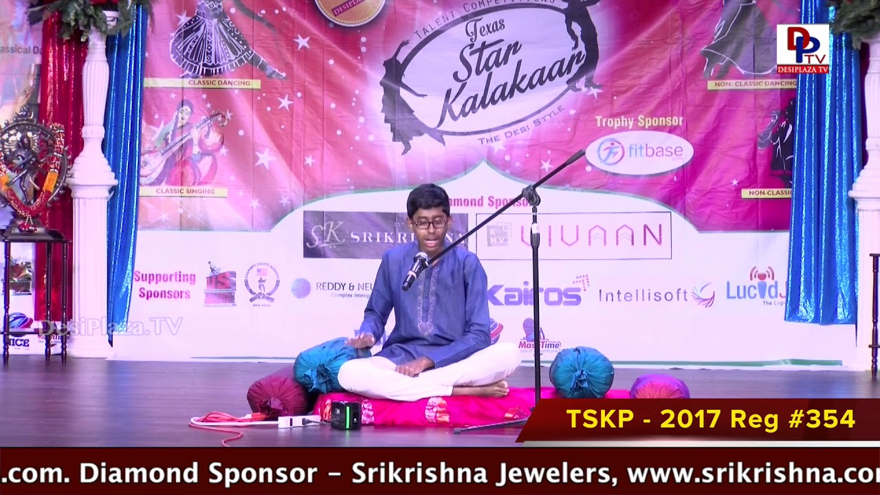 Star Kalakaar Night - 2017 Performance - Reg# TSKP2017354