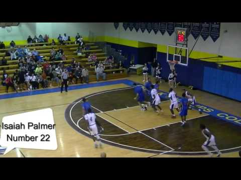 Frank Phillips College Men's Basketball 2015/2016 Game 22