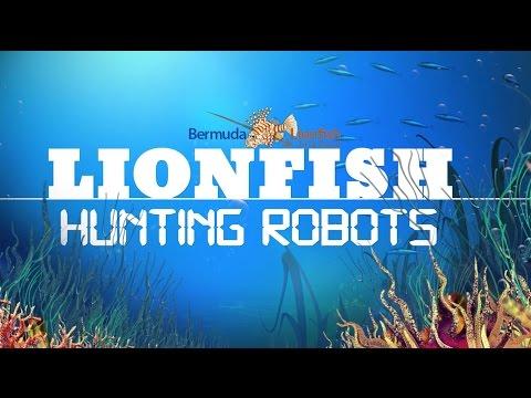 Robots vs Lionfish