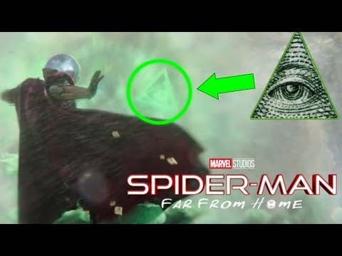 Spider-Man Far From Home OFFICIAL Trailer Breakdown