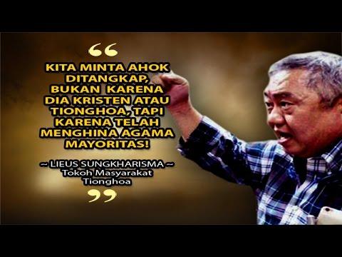TIONGHOA NON MUSLIM AJAK RAKYAT INDONESIA CATAT SEJARAH HADIRI AKSI BELA ISLAM III 212