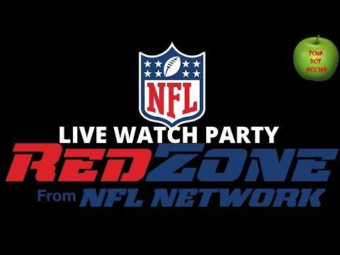 RedZone Channel Live Watch Party