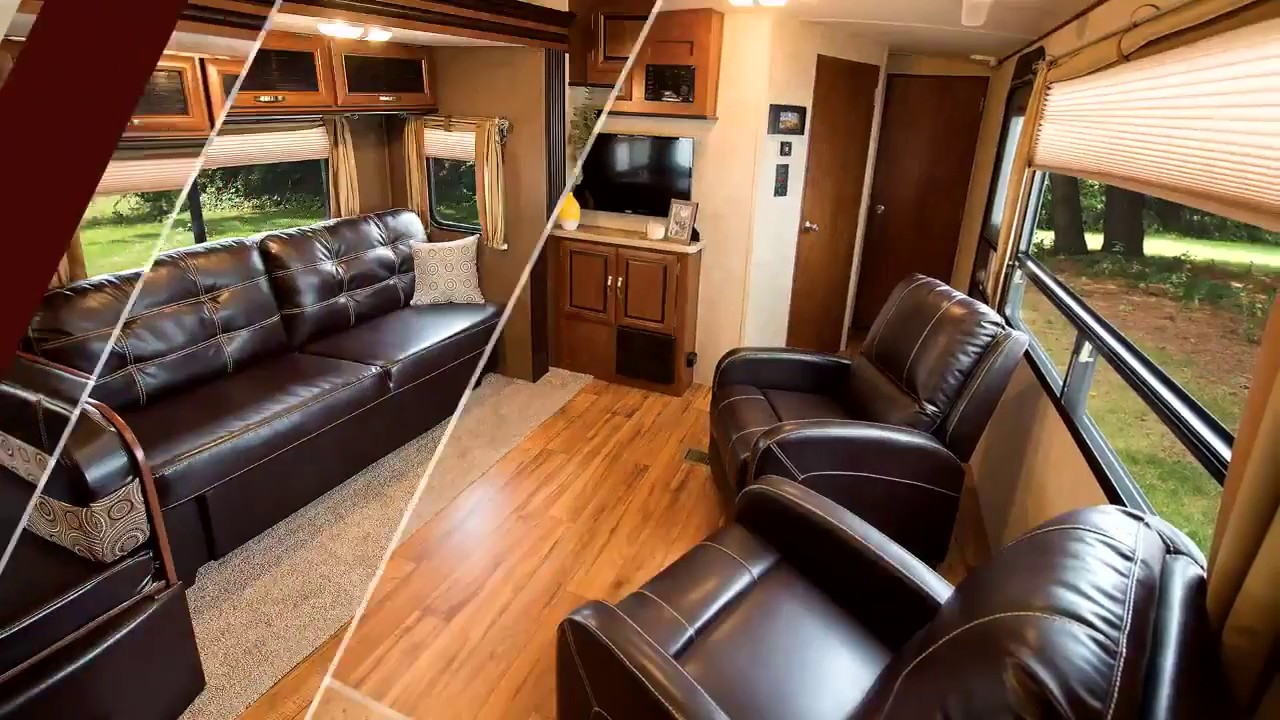 Thomas Payne Rv Furniture At Fun Town Rv Youtube