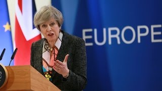 Here We Go: UK Officially Starts Brexit Process