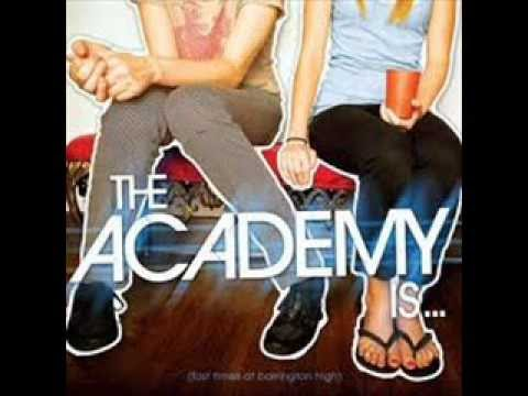 The Academy Is---Paper Chase (11)