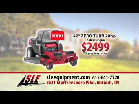 SLE Equipment - Lawn-mowers - Lawn Mower Commercial Walk Behind