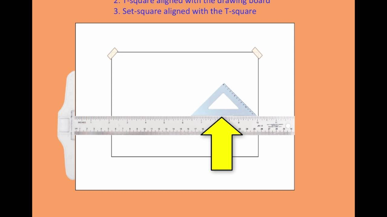 Introduction To Technical Drawing Youtube